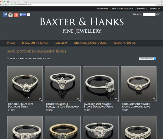 Baxter & Hanks Jewellers