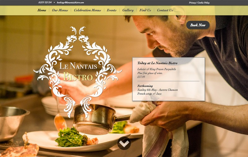 Le Nantais Bistro - Click here to view this news entry