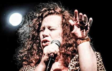 Sarah Jane Morris website